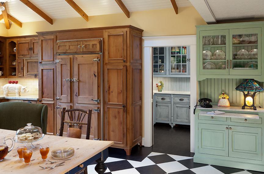 Kitchen Design by Robin Fisher of RRF Design