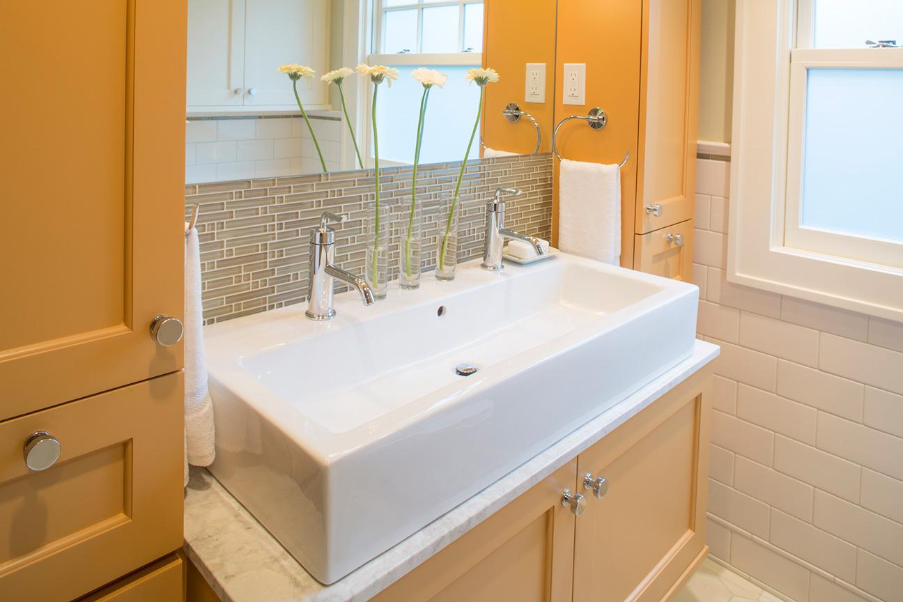 Irvington Kitchen Bath Paul Hegarty Construction - Portland bathroom remodeling contractor
