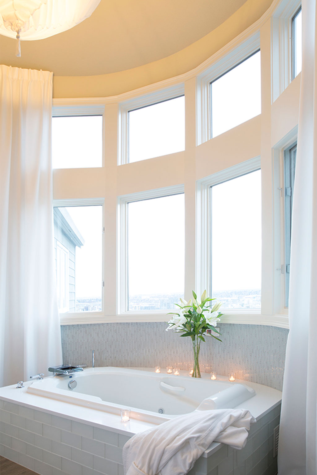 Portland Luxury Bath | Paul Hegarty Construction